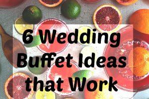 wedding food station ideas