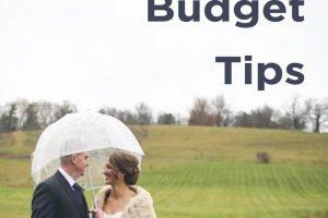 real wedding budget tips 2016