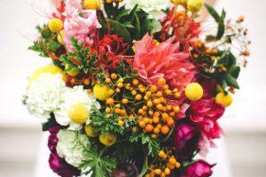 wedding bouquet 2016