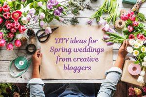 DIY Spring Wedding