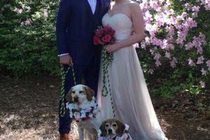 Outdoor North Carolina Wedding