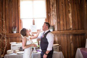 Wedding at Heritage Barn, Michigan