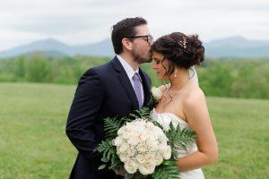 Wedding in Bedford, Virginia